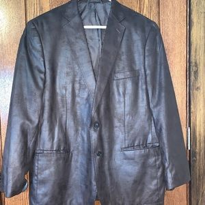 Calvin Klein Sport coat/suit jacket 46R